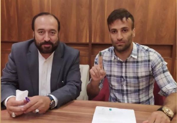 احمدی در آلومینیوم ماندنی شد