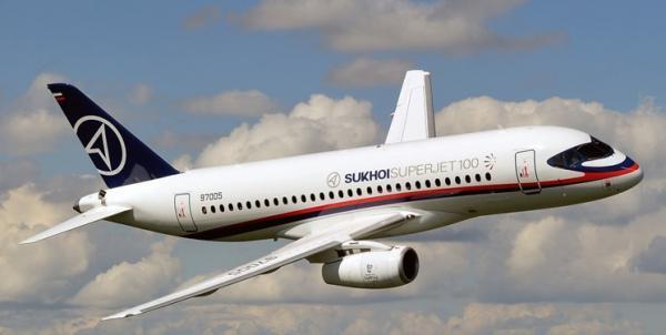 تور روسیه: توافق هوانوردی تازه روسیه با ایران؛ سوپرجت تمام روسی در راه ایران