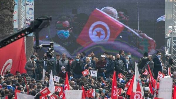 استعفاکنندگان جنبش النهضه تونس درصدد تاسیس حزب نو